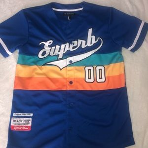 Superb Baseball Jersey